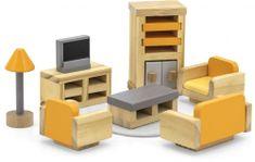 Viga Drevený nábytok - obývačka