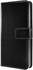 Fixed Pouzdro typu kniha Opus pro Motorola G8, černé, FIXOP-515-BK