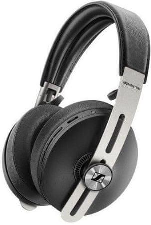 Sennheiser bežične slušalice Momentum 3 Wireless, crne