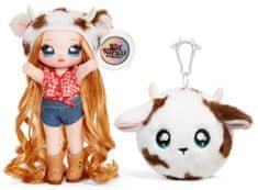 Na! Na! Na! Surprise lutka z ljubljenčkom 2v1, serija 3 Annabelle Mooshe