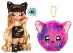 Na! Na! Na! Surprise lutka z ljubljenčkom 2v1, serija 3 - Sasha Scratch
