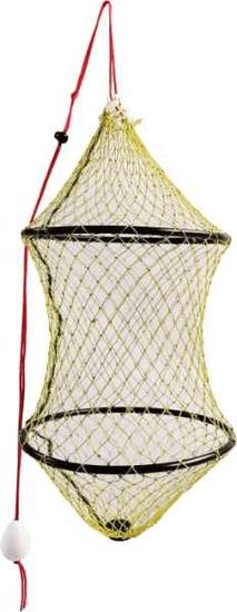 Sports Rybárska sieťka na prechovávanie rýb - 60cm