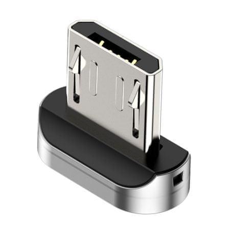 BASEUS Zinc Plug adapter za magnetni USB kabel Micro USB
