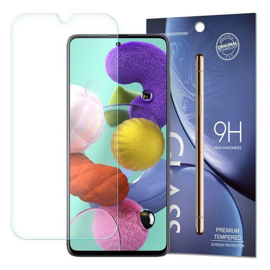 MG 9H ochranné sklo na Samsung Galaxy A51