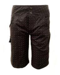 Lasoul Black dámské volné cyklistické kalhoty