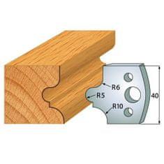 Igm Professional Obmedzovač 40x4mm profil 012