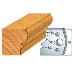 Igm Professional Profilový nůž 40x4mm profil 105 (F026-105)
