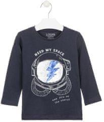 Losan chlapecké tričko s dlouhými rukávy