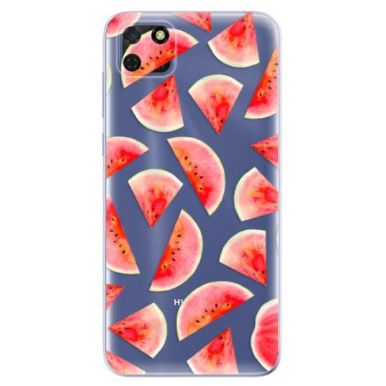 iSaprio Silikónové puzdro - Melon Pattern 02 pre Huawei Y5p