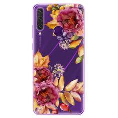 iSaprio Silikónové puzdro s motívom Fall Flowers