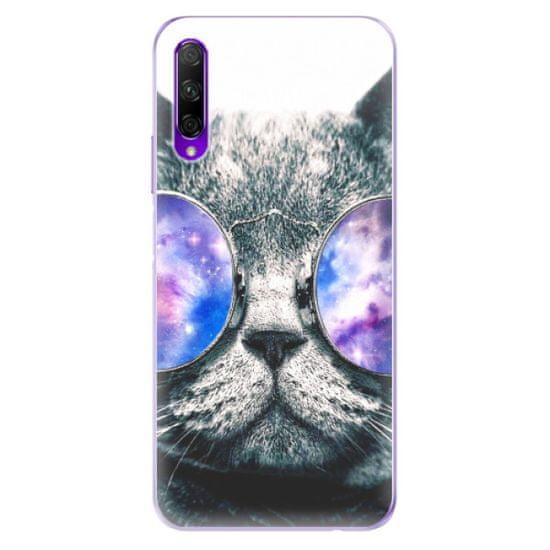 iSaprio Silikonové pouzdro - Galaxy Cat pro Honor 9X Pro