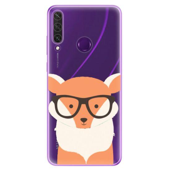 iSaprio Silikónové puzdro - Orange Fox pre Huawei Y6p