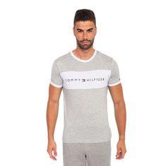 Tommy Hilfiger Pánske tričko sivé (UM0UM01170 004)