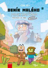 Cube Kid: Deník malého Minecrafťáka: komiks 2 - Balada o Podsvětí