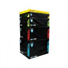 LivePro CrossFit Plyo box SOFT - 91x76x60 cm