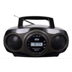 Silva MPC 17.7 BT prijenosni radio, crno-sivi