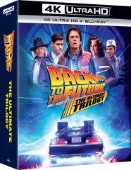 Návrat do budoucnosti 1-3 (Remasterovaná verze) 3UHD + 4BD Digipack
