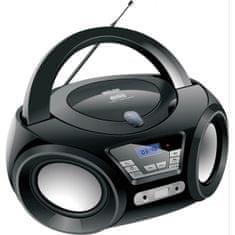 Silva PCD 19.1 prijenosni radio, crni