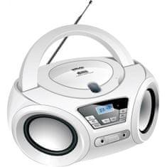 Silva PCD 19.1 prijenosni radio, bijeli
