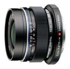 OLYMPUS 12 mm M.Zuiko Digital f/2,0 Black