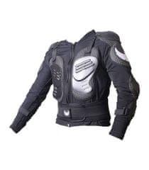 Sunway Chránič tela PHX Body armor Kids Black XS