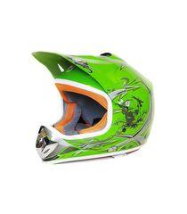 Sunway Moto prilba Sunway NITRO Enduro Junior PHX - zelená S (49-50)