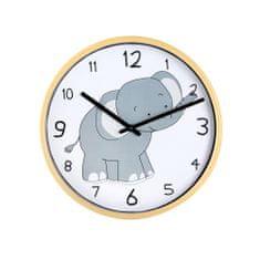 Toro Slon okrugli zidni sat, 25,5 cm