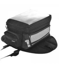 Oxford Tankbag na motocykl F1 Magnetic, OXFORD (černý, objem 35 l)