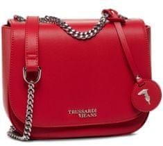 Trussardi Jeans piros crossbody kézitáska 75B00899-9Y099999