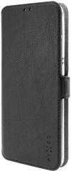 Fixed Tenké pouzdro typu kniha Topic pro Motorola Moto E6s 2020, černé, FIXTOP-536-BK