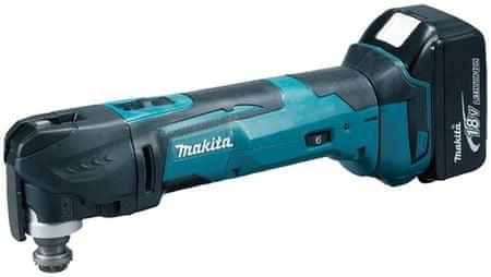 Makita DTM51RFJX1 Multivágó Aku Multi Tool 18 V