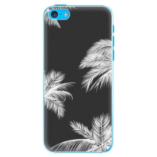 iSaprio Plastový kryt - White Palm pre Apple iPhone 5C