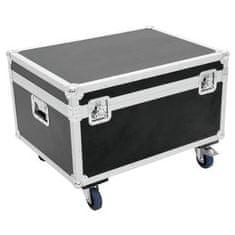 Omnitronic Univerzální transportní Case R-7, 800 x 600 mm, s kolečky