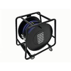Omnitronic Multicore kabel 16 IN/4 OUT XLR, 30 m na kabelovém bubnu