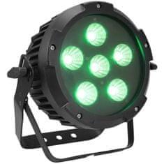 Futurelight PRO Slim PAR-6 COB 6x 30W RGB, DMX