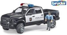 Bruder policijsko vozilo s figuricom 2505 RAM 2500