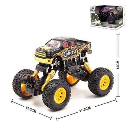 Selis terensko vozilo EXTRM WD4, 20 cm