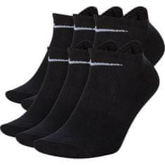 Nike unisex ponožky Everyday Lightweight No-Show (6 Pair)