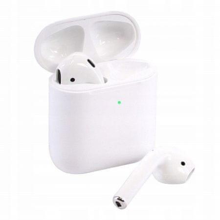 TWS iPods i500 bežične slušalice, bijele