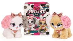 Spin Master Present Pets Interaktívne šteniatka Módne