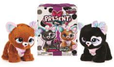 Spin Master Present Pets Interaktív kölyökkutya Klasszikus