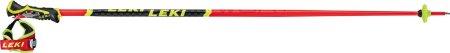 Leki WCR SL 3D, fluorescent red-black-neonyellow, 115 cm