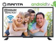 Manta 32LHA120D HD DLED televizor, Android