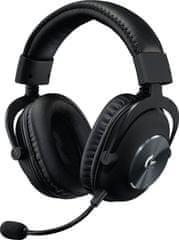 Logitech G Pro X Wireless, fekete (981-000907)