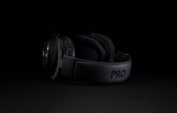 Logitech G Pro X Wireless, odnímatelný mikrofon, filtr ruchů, vysoce citlivý, velký rozsah