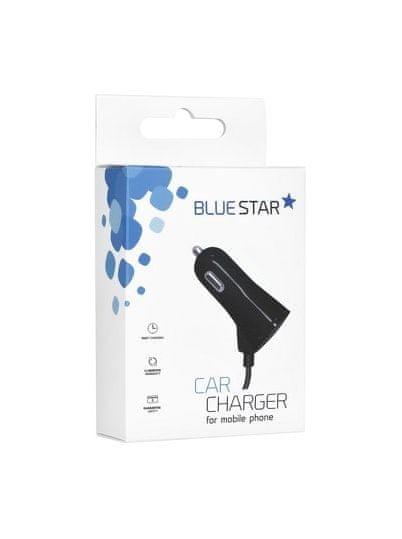Bluestar Nabíječka do auta Micro USB 3A černá 43609