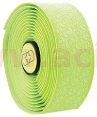 Oxford omotávka řídítek PERFORMANCE vč. špuntů a koncové pásky, OXFORD (žlutá fluo, délka jedné role 2m, šířka 30 mm, tl. 2 mm) HT626F