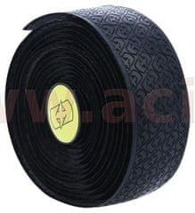 Oxford omotávka řídítek PERFORMANCE vč. špuntů a koncové pásky, OXFORD (černá, délka jedné role 2m, šířka 30 mm, tl. 2 mm) HT626B