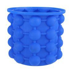 Alum online Silikónová nádoba na výrobu ľadu