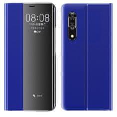 MG Sleep Case knížkové pouzdro na Huawei P30, modré